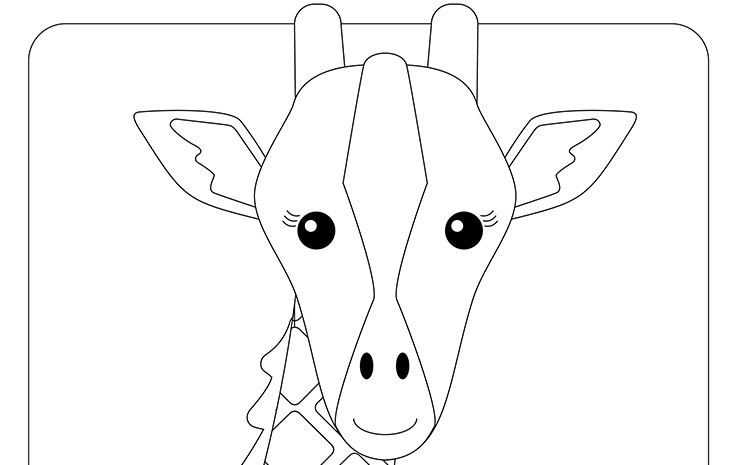 Free animal coloring pages!