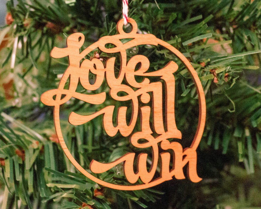 Lasercut Ornaments